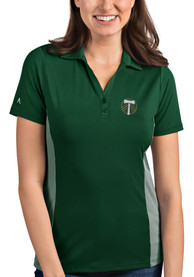 Portland Timbers Womens Antigua Venture Polo Shirt - Green