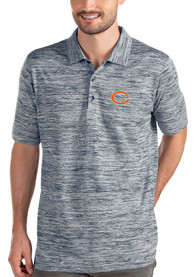 Chicago Bears Antigua Possession Polo Shirt - Navy Blue