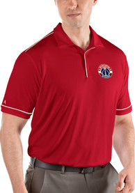 Washington Wizards Antigua Salute Polo Shirt - Red