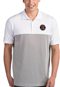 Toronto Raptors Antigua Venture Polo Shirt - White