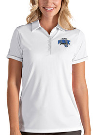 Orlando Magic Womens Antigua Salute Polo Shirt - White