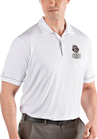 UMD Bulldogs Antigua Salute Polo Shirt - White