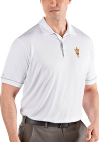 Arizona State Sun Devils Antigua Salute Polo Shirt - White