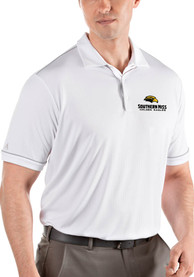 Southern Mississippi Golden Eagles Antigua Salute Polo Shirt - White