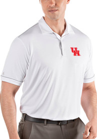 Houston Cougars Antigua Salute Polo Shirt - White