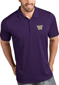 Washington Huskies Antigua Tribute Polo Shirt - Purple