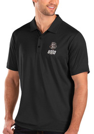 UMD Bulldogs Antigua Balance Polo Shirt - Black