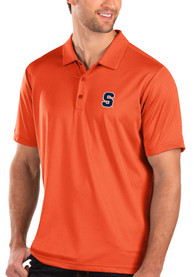 Syracuse Orange Antigua Balance Polo Shirt - Orange