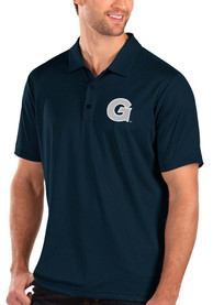 Georgetown Hoyas Antigua Balance Polo Shirt - Navy Blue