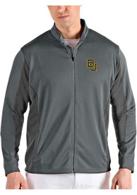 Baylor Bears Antigua Passage Medium Weight Jacket - Grey