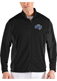 Orlando Magic Antigua Passage Medium Weight Jacket - Black