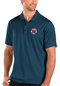 Washington Wizards Antigua Balance Polo Shirt - Navy Blue
