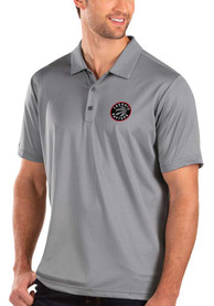 Toronto Raptors Antigua Balance Polo Shirt - Grey