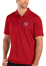 Detroit Pistons Antigua Balance Polo Shirt - Red