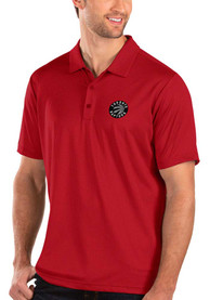 Toronto Raptors Antigua Balance Polo Shirt - Red