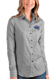 Orlando Magic Womens Antigua Structure Dress Shirt - Black