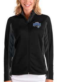 Orlando Magic Womens Antigua Passage Medium Weight Jacket - Black