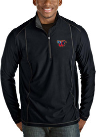 Antigua Wichita Wind Surge Navy Blue Tempo 1/4 Zip Pullover