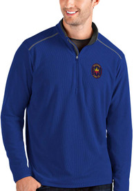 Chicago Fire Antigua Glacier 1/4 Zip Pullover - Blue