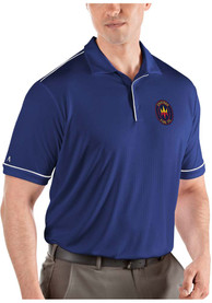 Chicago Fire Antigua Salute Polo Shirt - Blue