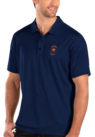 Chicago Fire Antigua Balance Polo Shirt - Blue