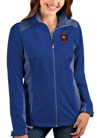 Chicago Fire Womens Antigua Revolve Light Weight Jacket - Blue