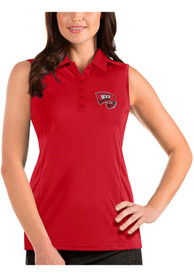 Western Kentucky Hilltoppers Womens Antigua Tribute Sleeveless Tank Top - Red