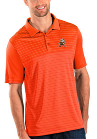 Cleveland Browns Antigua Relay Polo Shirt - Orange