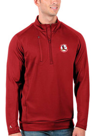 St Louis Cardinals Antigua Generation 1/4 Zip Pullover - Red