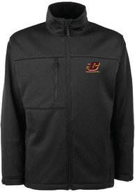Central Michigan Chippewas Antigua Traverse Heavyweight Jacket - Black