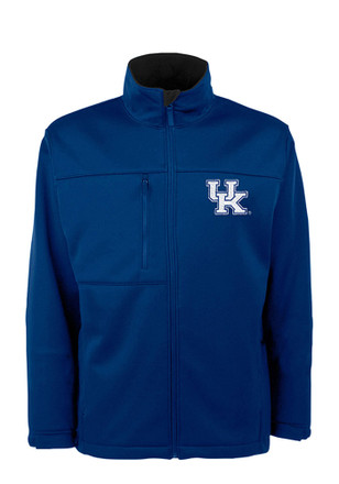 Antigua Kentucky Mens Blue Traverse Heavyweight Jacket