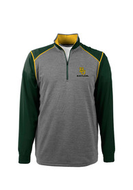 Antigua Baylor Bears Green Breakdown 1/4 Zip Pullover