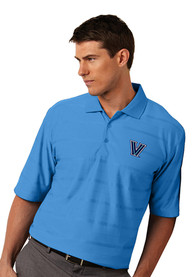 Antigua Villanova Wildcats Light Blue Tone Short Sleeve Polo Shirt