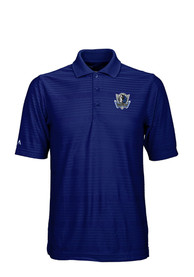 sports shoes 7e1cf 83444 Antigua Dallas Mavericks Blue Illusion Short Sleeve Polo Shirt