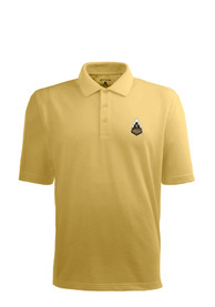 Purdue Boilermakers Antigua XTra Lite Polo Shirt - Gold