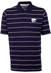 K-State Wildcats Antigua Deluxe Polo Shirt - Purple
