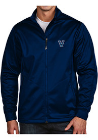 Antigua Villanova Wildcats Navy Blue Golf Jacket Heavyweight Jacket