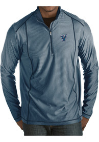 Antigua Villanova Wildcats Navy Blue Tempo 1/4 Zip Pullover
