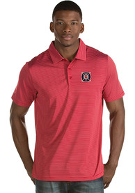 Chicago Fire Antigua Quest Polo Shirt - Red