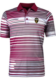 Cleveland Cavaliers Antigua Stunner Polo Shirt - Red