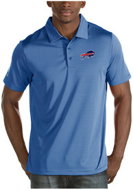 Buffalo Bills Antigua Quest Polo Shirt - Blue