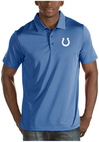 Indianapolis Colts Antigua Quest Polo Shirt - Blue
