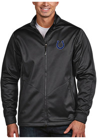 Indianapolis Colts Antigua Golf Light Weight Jacket - Grey