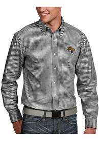 Jacksonville Jaguars Antigua Associate Dress Shirt - Black