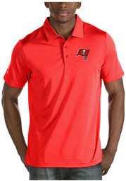 Tampa Bay Buccaneers Antigua Quest Polo Shirt - Red