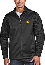 Central Michigan Chippewas Antigua Golf Light Weight Jacket - Black