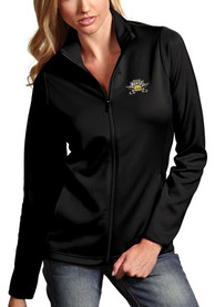Antigua Northern Kentucky Norse Womens Leader Black Medium Weight Jacket
