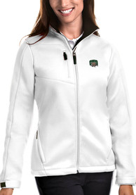Ohio Bobcats Womens Antigua Traverse Medium Weight Jacket - White