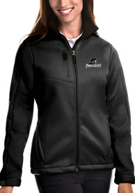 Providence Friars Womens Antigua Traverse Medium Weight Jacket - Black