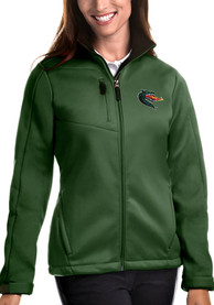UAB Blazers Womens Antigua Traverse Medium Weight Jacket - Green